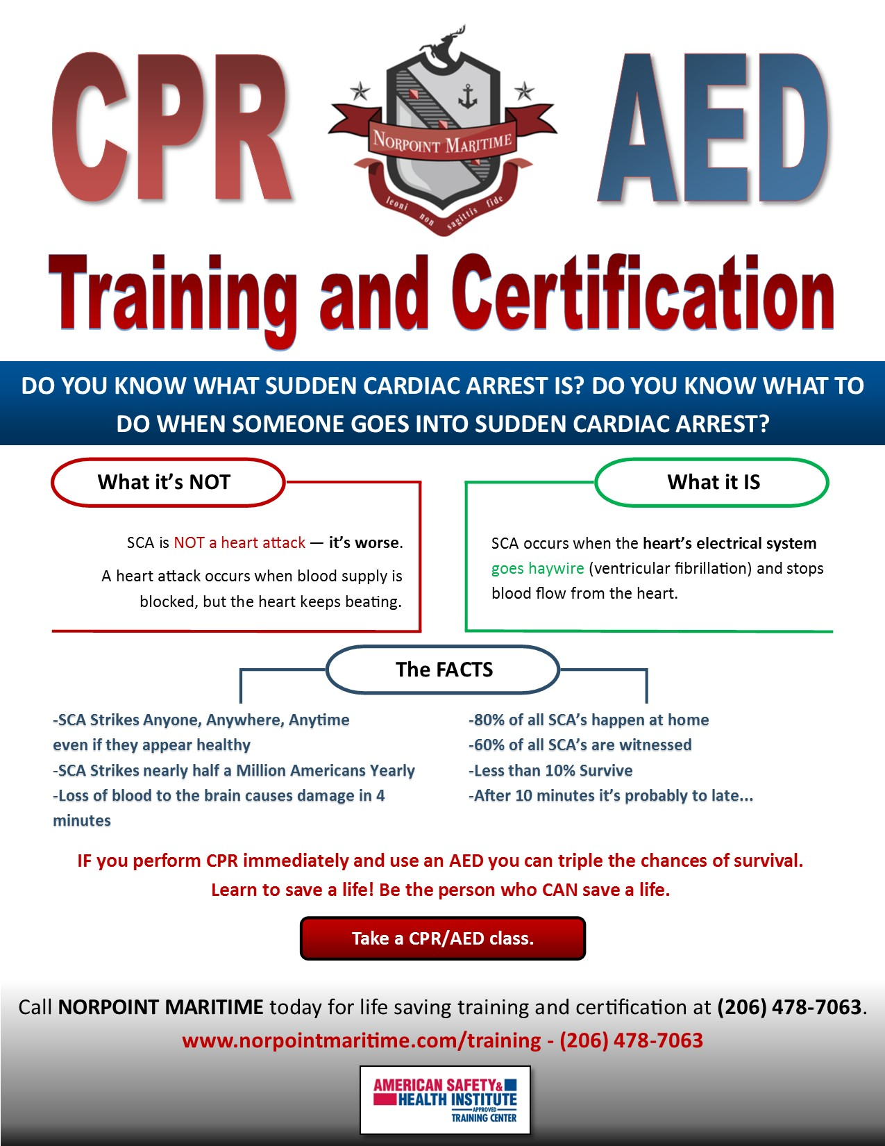 Nmmtc norpoint medical cpr aed and first aid 1betcityfo Gallery